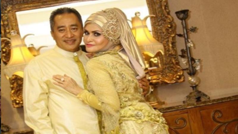 Cut Yanthi dan suami yang selalu tampil mesra (foto: SC IG @cut_yanthi)