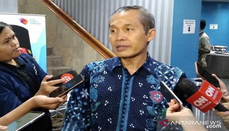 Wakil Ketua KPK Alexander Marwata. Foto: Antara