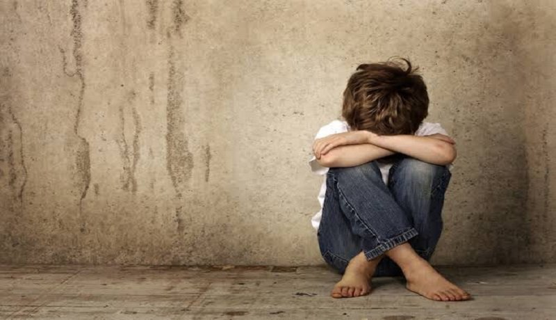 Ilustrasi kekerasan pada anak (firstcryparenting)