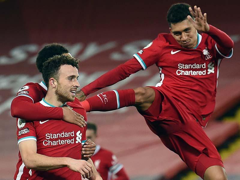 Liverpool. Foto: Twitter/LFC