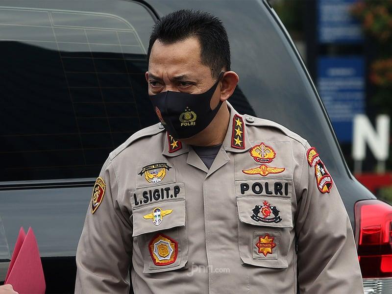 Loyalis SBY Lontarkan Tantangan, Kapolri Listyo Sigit Siap-Siap