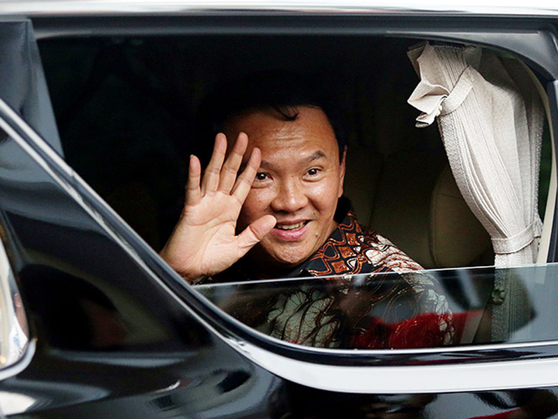 Basuki Tjahaja Purnama alias Ahok. Foto: Ricardo/JPNN.com/GenPI.co