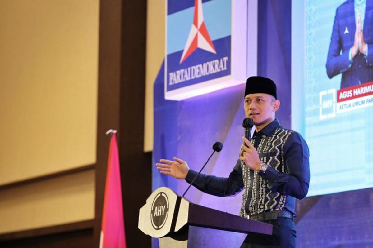 Agus Harimurti Yudhoyono (AHY). Foto: Demokrat.or.id