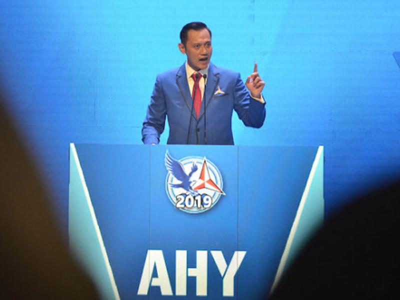 Agus Harimurti Yudhoyono (AHY). Foto: Fathra/JPNN.com/GenPI.co