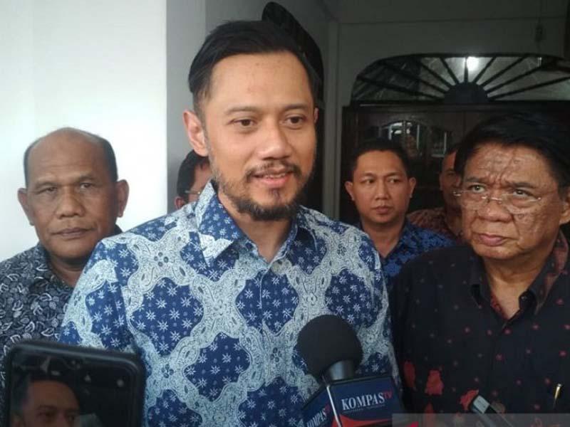 Agus Harimurti Yudhoyono (AHY). Foto: Nanang Mariadi/Antara