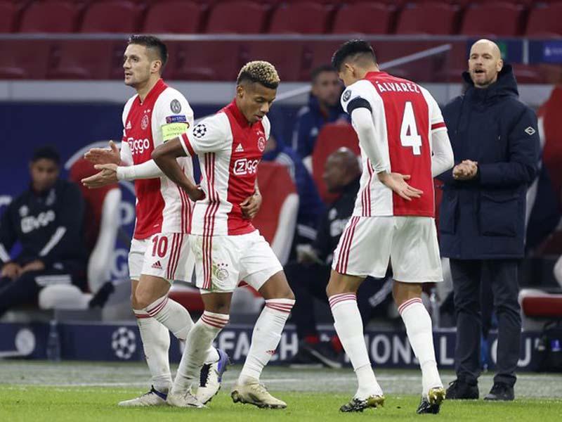 Ajax Amsterdam. Foto: Twitter/AFCAjax