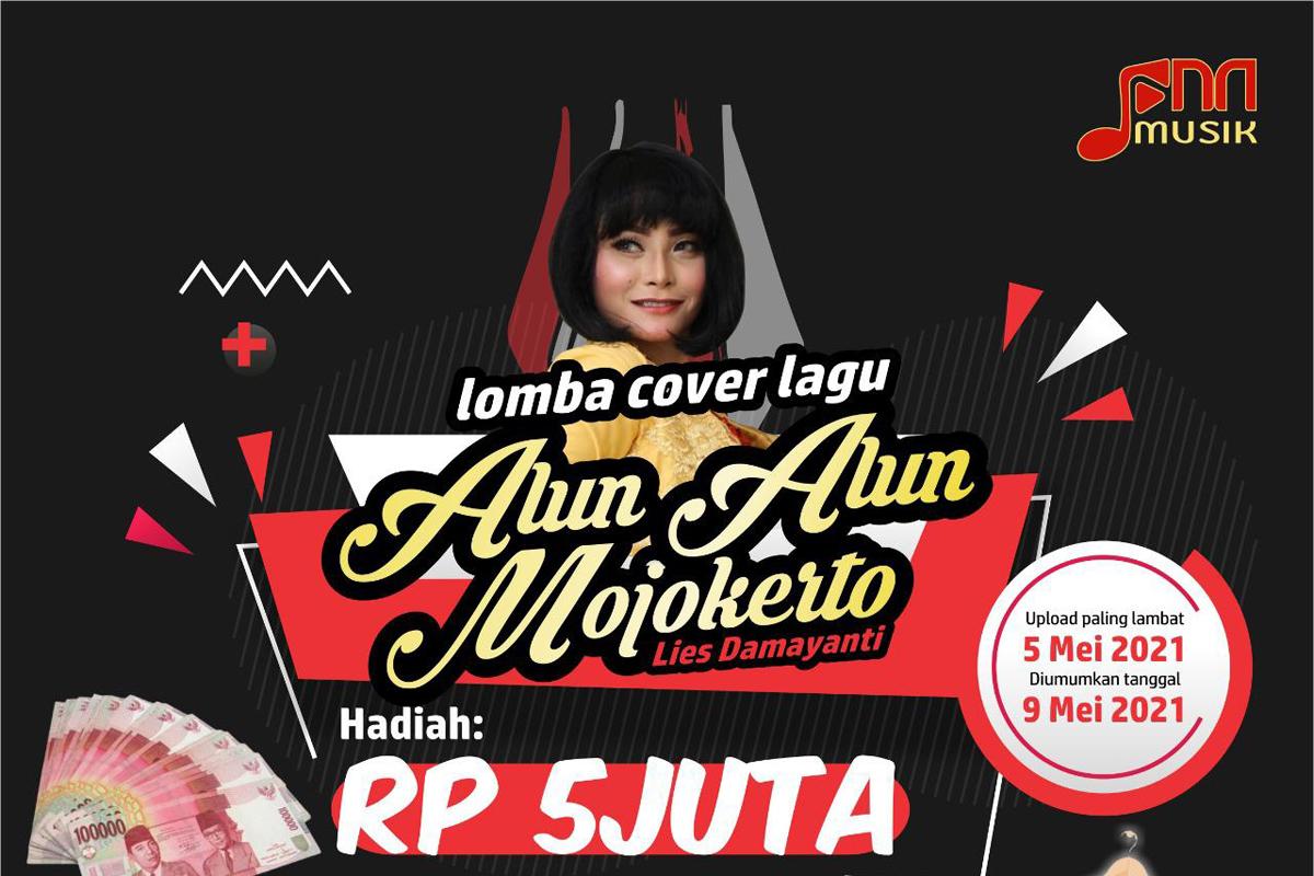 Lies Damayanti Ajak Ikut Lomba Cover Lagu Alun-Alun Mojokerto