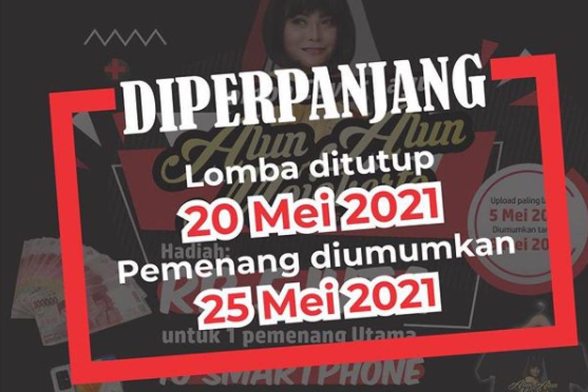 JPNN Musik memutuskan memperpanjang durasi lomba cover lagu Alun-Alun Mojokerto Diperpanjang hingga 20 Mei 2021. Foto: JPNN Musik