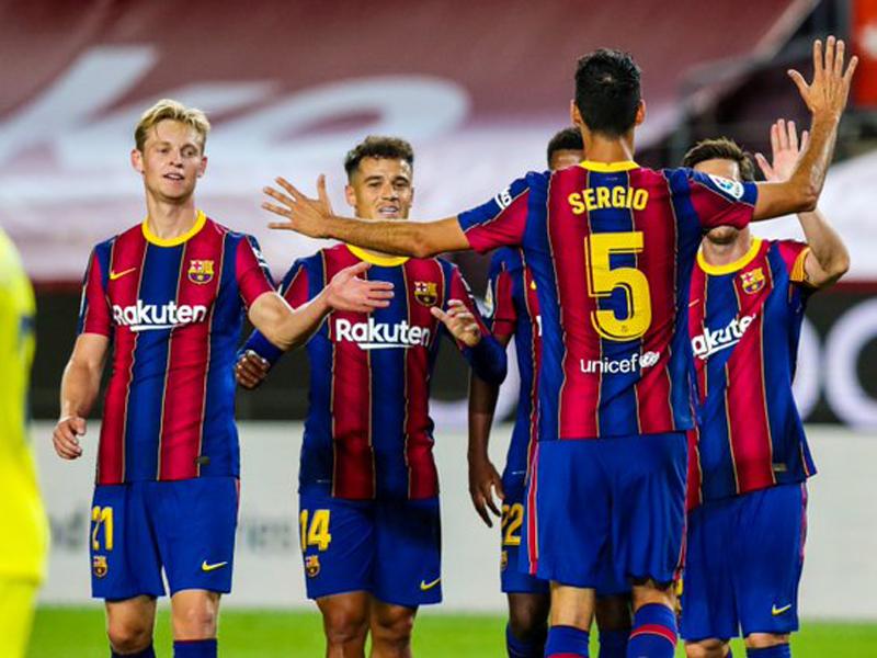 Barcelona. Foto: Twitter/FCBarcelona