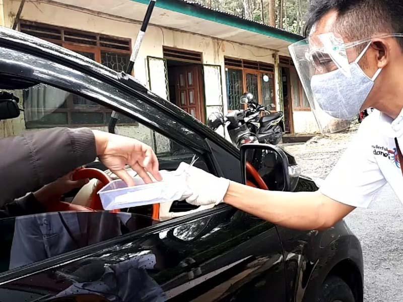 Wana Wisata Baturraden Terapkan Protokol Kesehatan Ketat