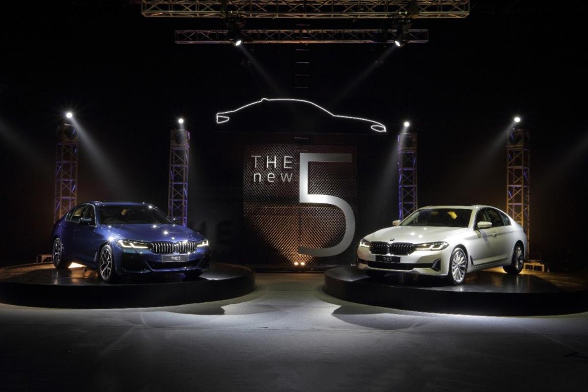BMW Seri 5 Produksi Lokal Meluncur, Nih Spesifikasi dan Harganya