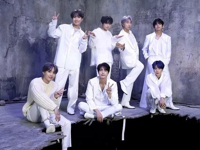 BTS. Foto: BTS Facebook Official
