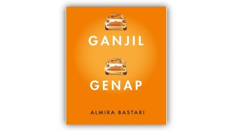 Novel Ganjil Genap (sumber foto: shopee)