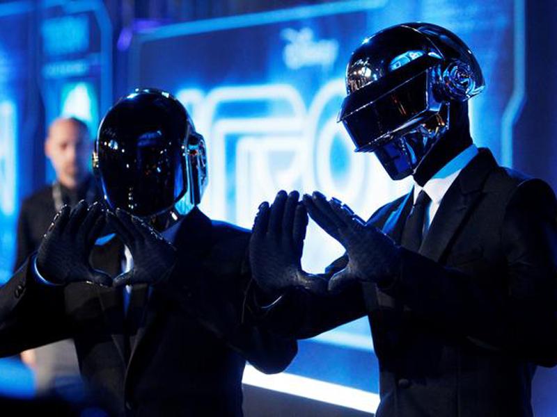 Daft Punk. Foto: Reuters