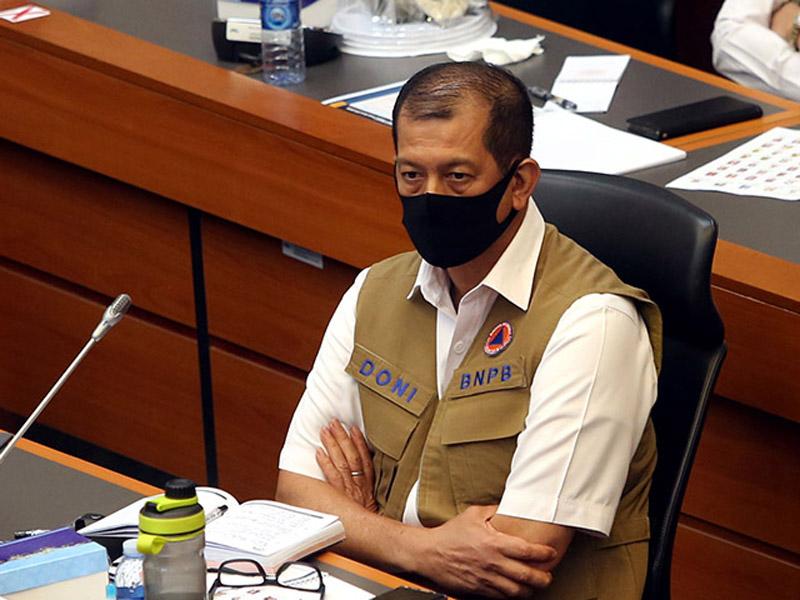 Doni Monardo. Foto: Ricardo/JPNN.com/GenPI.co
