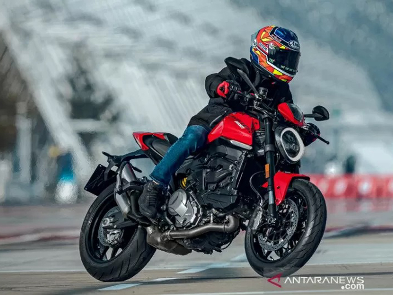 Ducati Monster 2021. Foto: Ducati