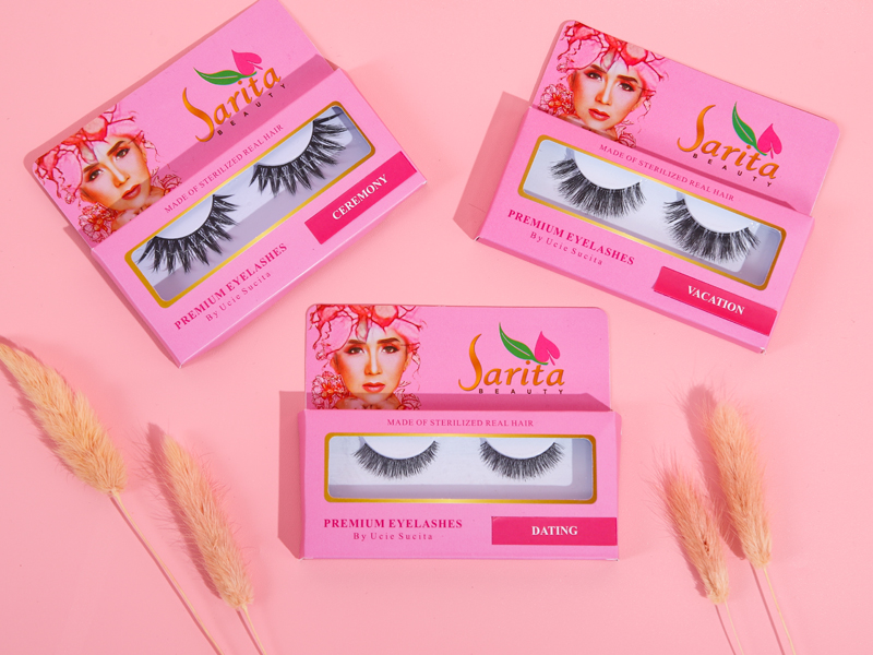 Eyelashes Premium Sarita Beauty. Foto: Sarita Beauty