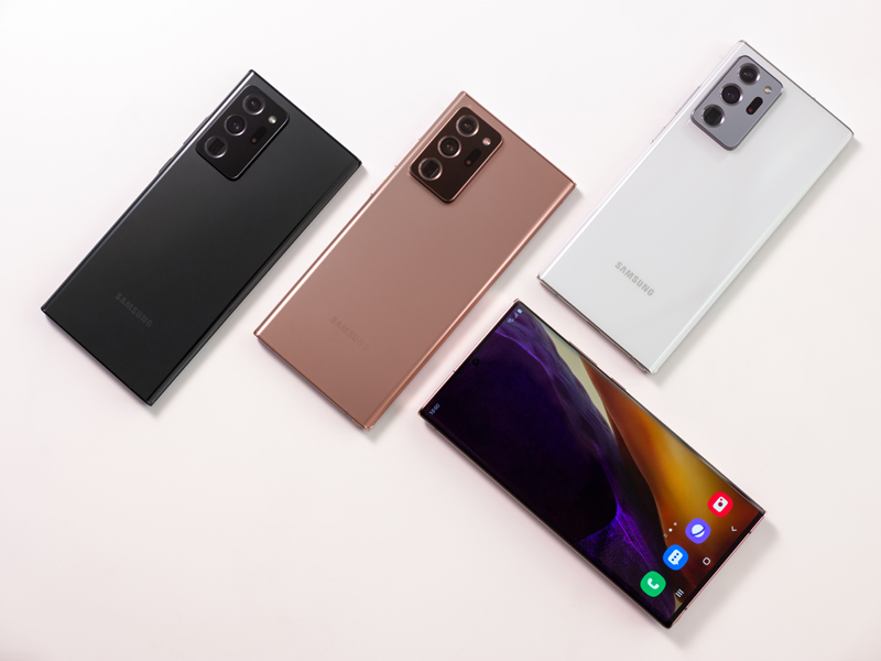 Samsung Galaxy Note20 Ultra. Foto: Samsung