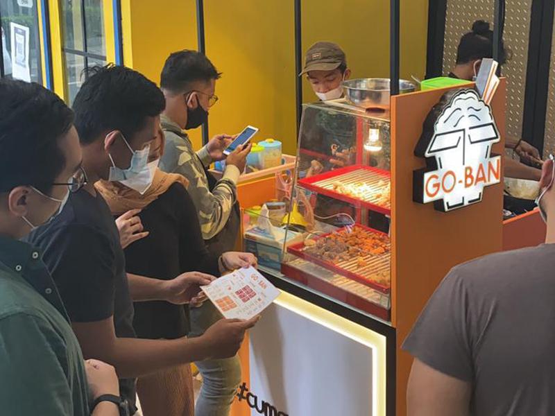 Buruan Makan di Go-Ban Takeout Menteng, Ada Promo Menarik
