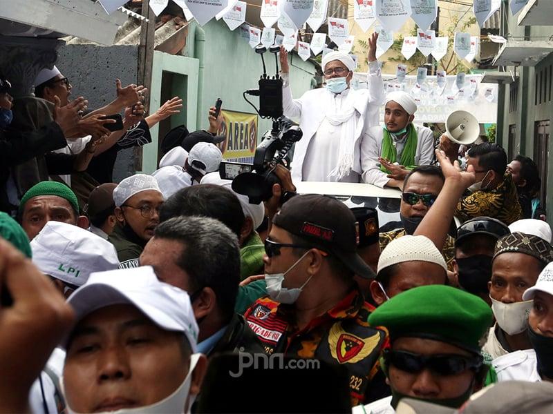 Mantan Panglima TNI Murka, Loyalis Habib Rizieq Siap-Siap Ya