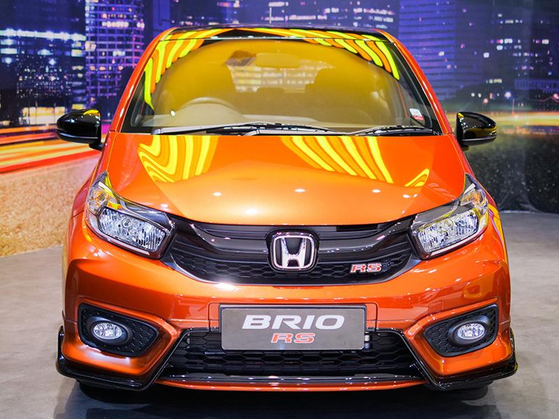 Honda Brio RS Urbanite Kece Banget, Harganya RamahKantong