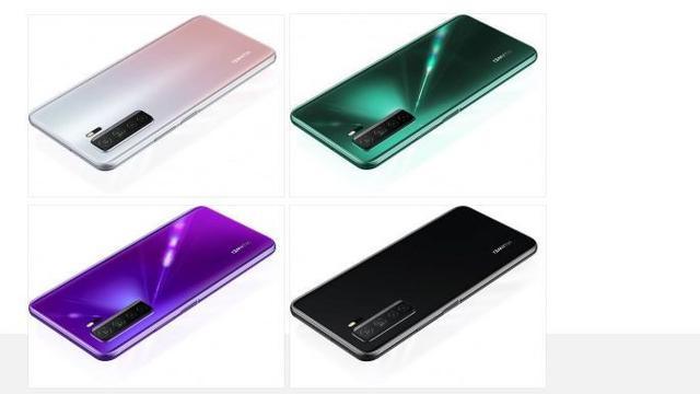 Huawei 7 SE 5G. Foto: GSM Arena