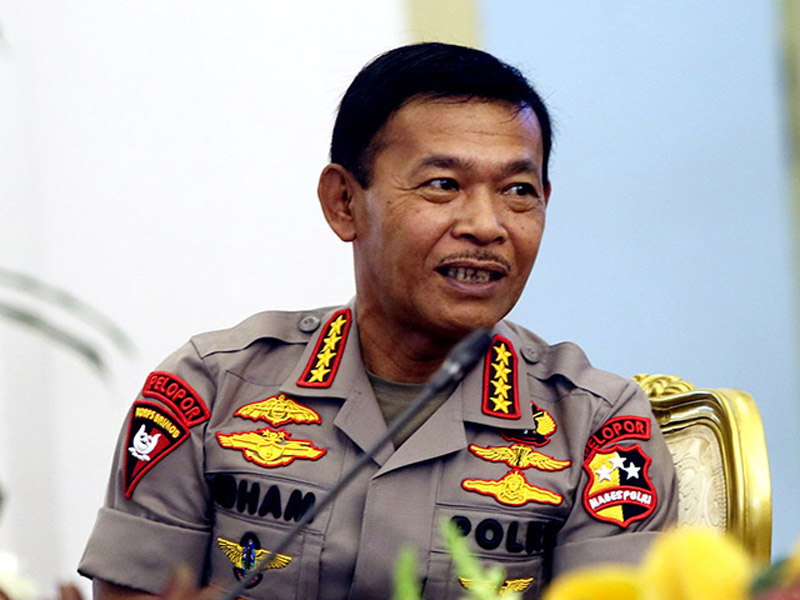 Kapolri Idham Azis. Foto: Ricardo/JPNN.com/GenPI.co