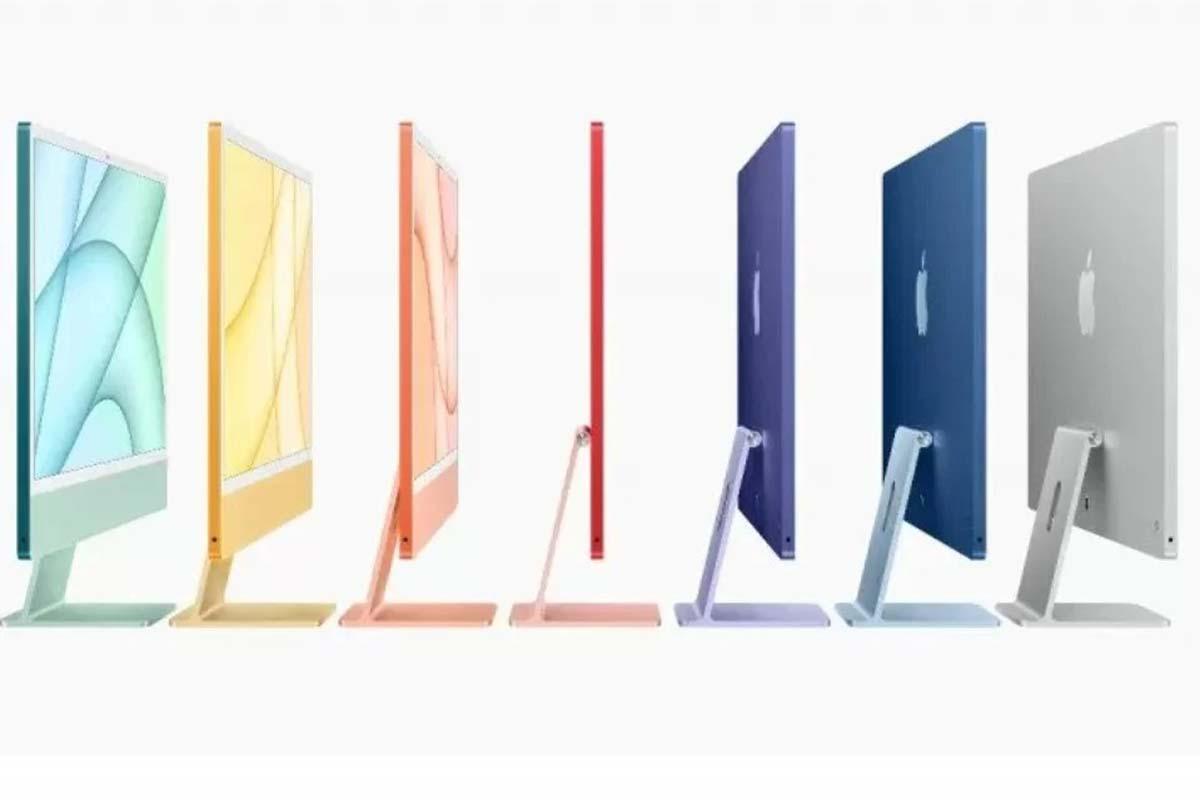Apple luncurkan iMac baru. Foto: Apple