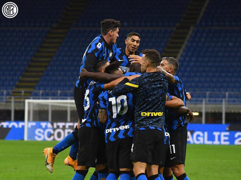 Inter Milan. Foto: Twitter/Inter_en