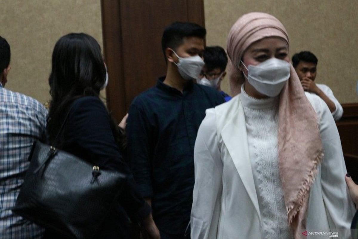 Uang Saku Istri Edhy Prabowo untuk Keperluan di AS Banyak Banget