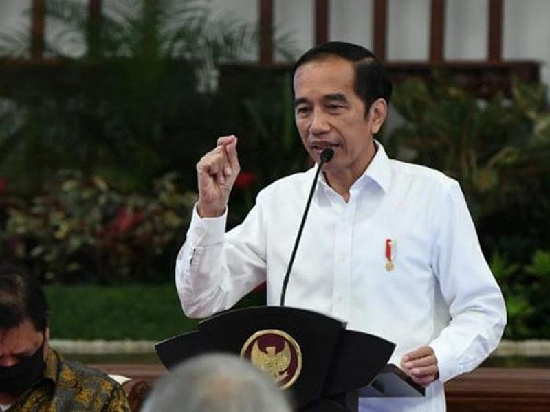 Presiden Joko Widodo (Jokowi). Foto: Biro Setpres