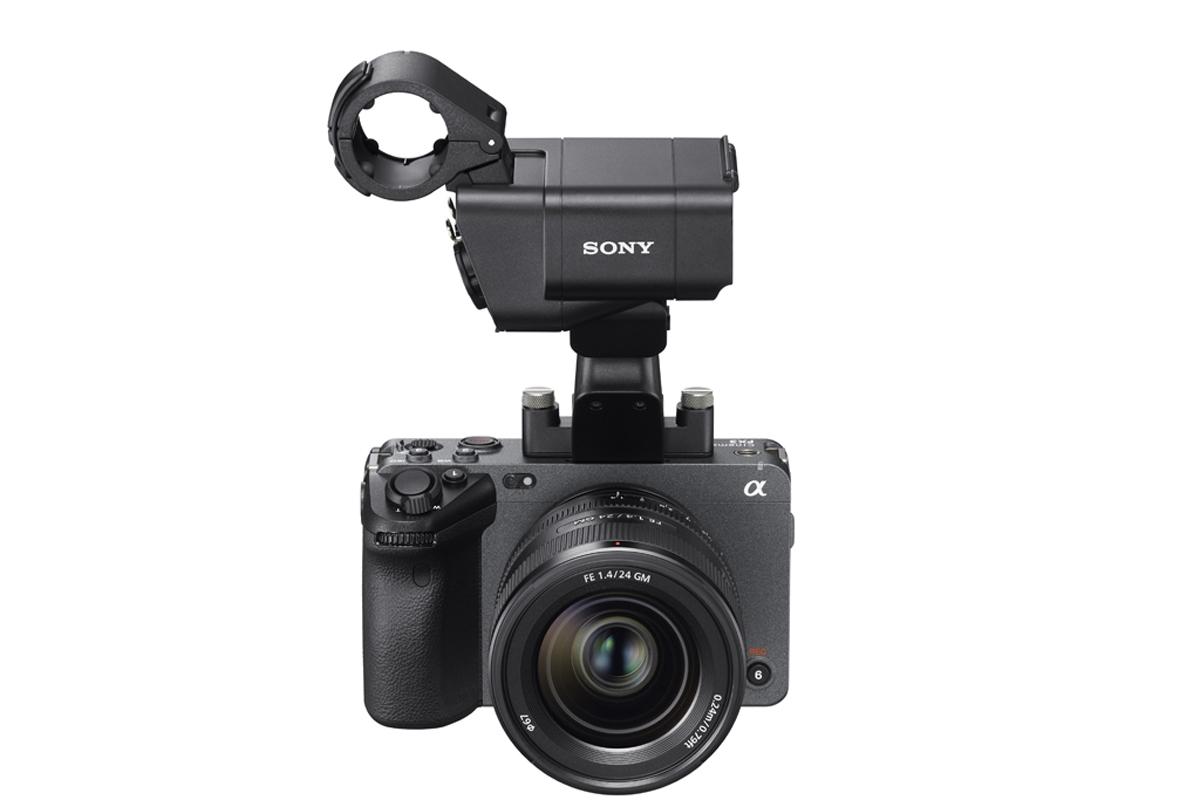 Tampilan Kamera Terbaru Sony Full-Frame FX3. Foto: Sony Indonesia