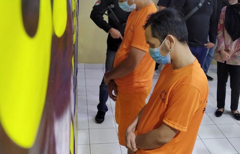 Vokalis Band Kapten Ditangkap, Ancaman Hukumannya Mengerikan