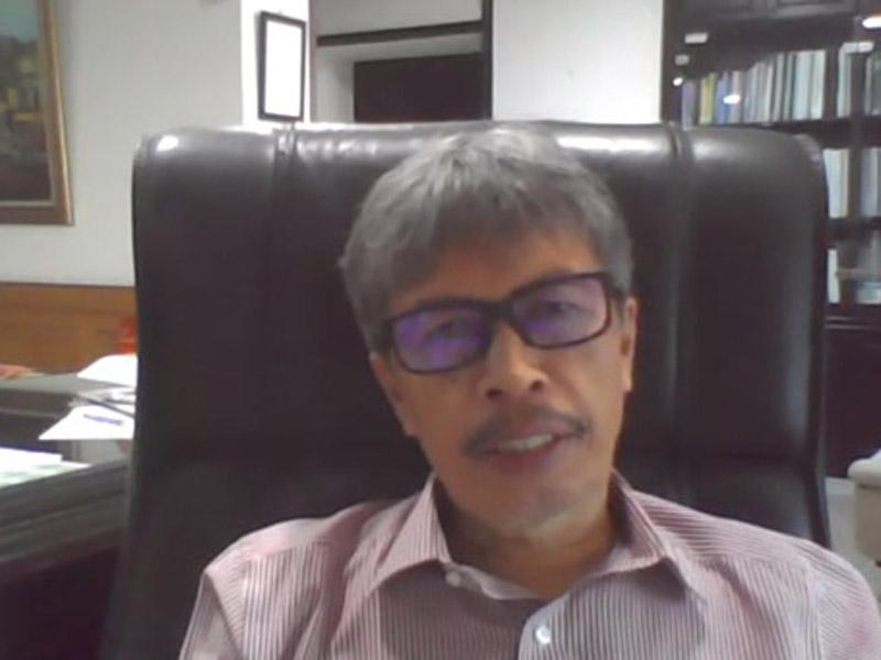 Deputi Bidang Restrukturisasi Usaha Kemenkop dan UKM Eddy Satriya. Foto: Screen Shot YouTube