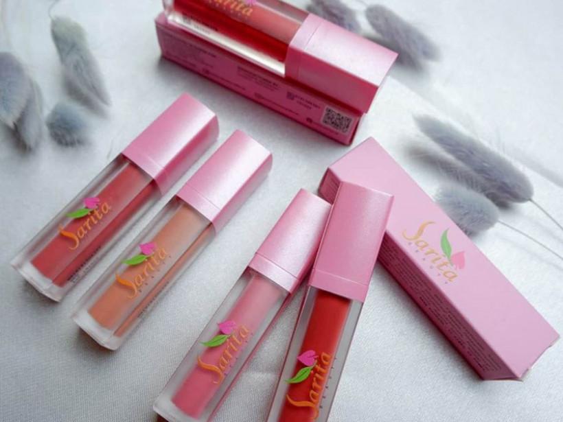 Lip cream Sarita Beauty. Foto: Sarita Beauty