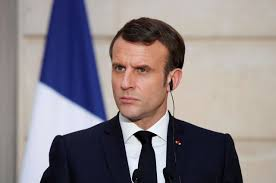 Presiden Prancis Emmanuel Macron. Foto: Benoit Tessier/Reuters