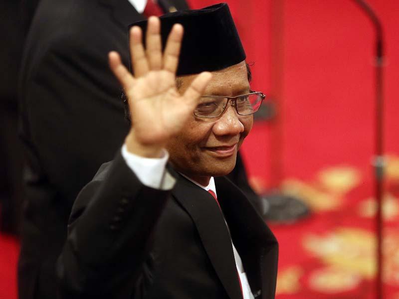 Minta Bantuan Jenderal Top, Mahfud MD Keluarkan Ancaman Maut