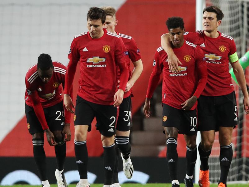 Manchester United vs RB Leipzig 5-0, Rashford Samai Solskjaer