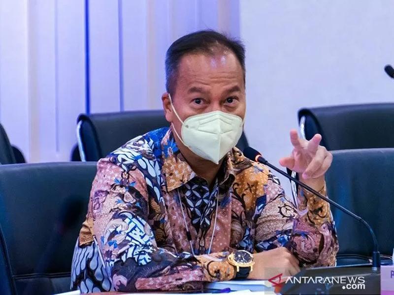 Menteri Perindustrian (Menperin) Agus Gumiwang Kartasasmita. Foto: ANTARA/HO-Kemenperin/am.