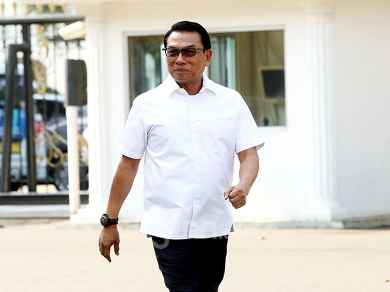 Mantan Menteri Serang Moeldoko Pakai Kata Begal, Nampol Pol