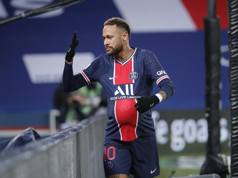 PSG vs Montpellier 4-0: Statistik Neymar Sangar