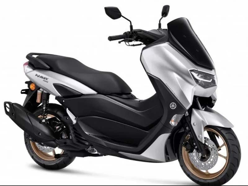 Yamaha All New Nmax. Foto: Dok Yamaha