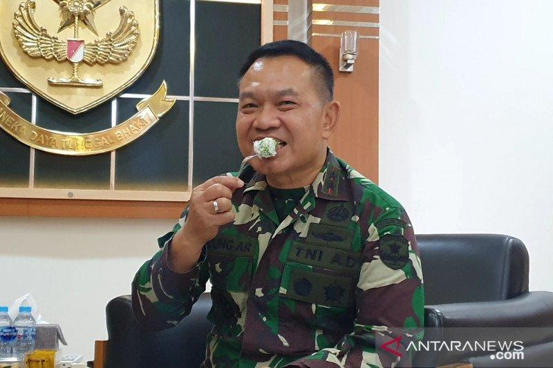 Pangdam Jaya Dudung Abdurachman. Foto: Antara