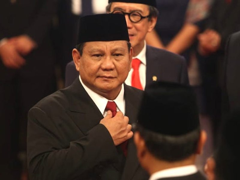 Prabowo Subianto. Foto: JPNN.com/GenPI.co