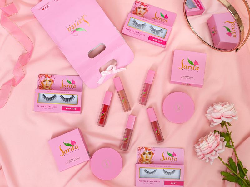 Makeup Simpel saat Ramadan dengan 3 Produk Sarita Beauty