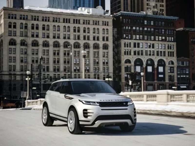 Range Rover Evoque. Foto: Land Rover