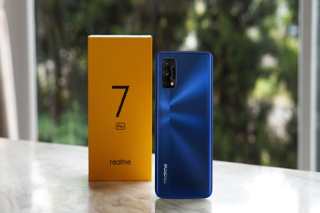 Realme 7 Pro. Foto: Realme Indonesia