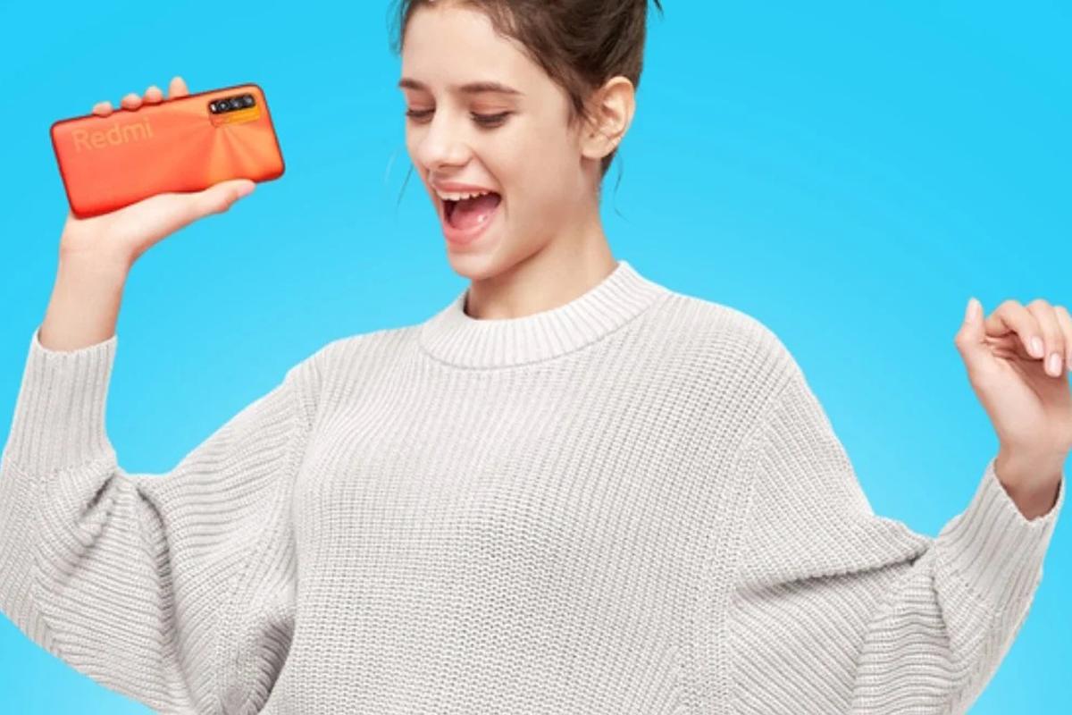 Redmi 9T warna baru. Foto: Xiaomi