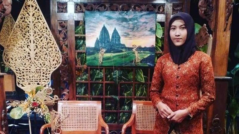 Rofitasari Rahayu (foto: SC IG @rofitasarirahayu)