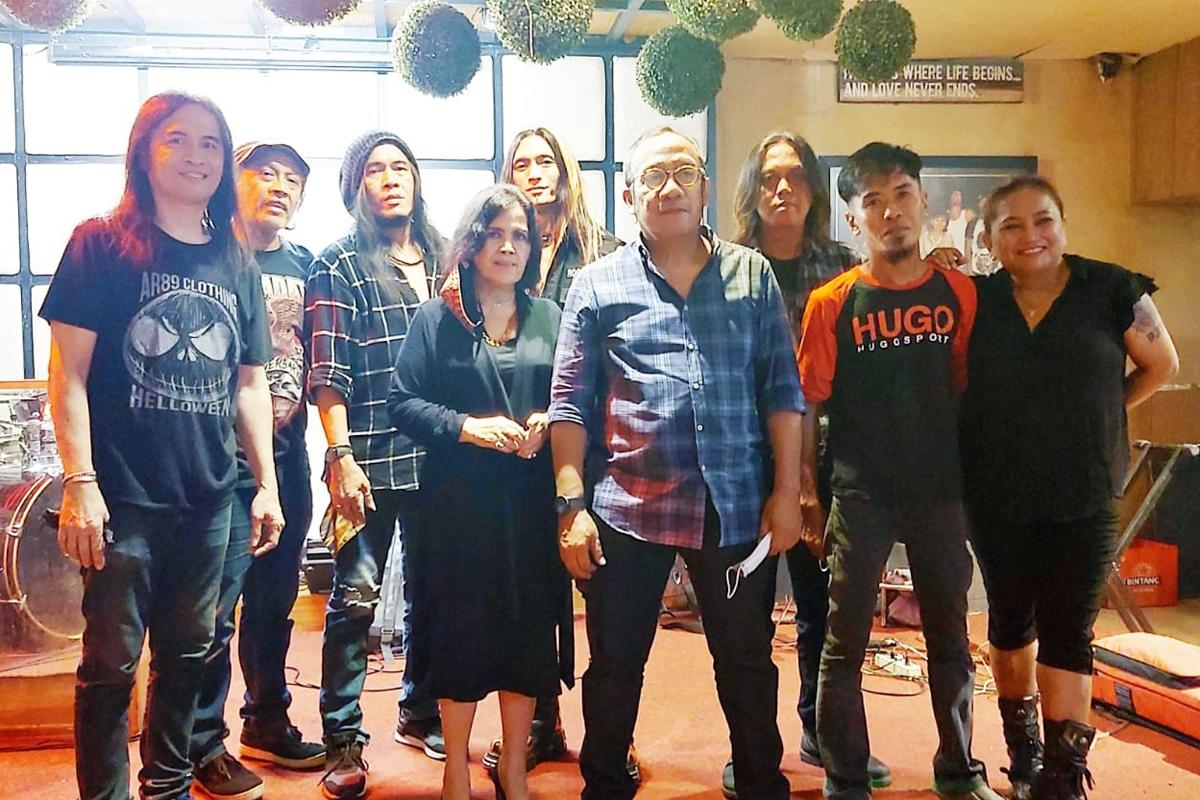 Rocker Puji Nanggala 402 Abadi di Samudra, Suasana Seperti Konser